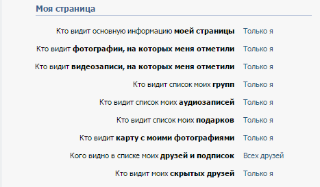 View friends VKontakte without registering  How to view VK's hidden