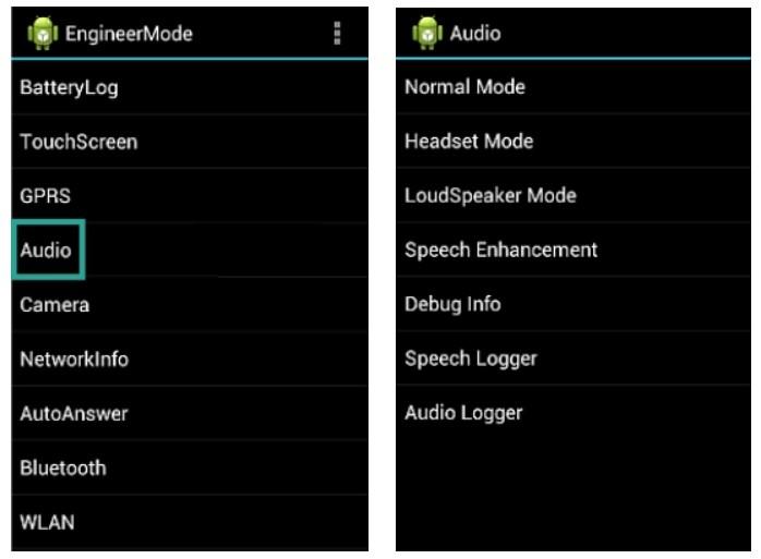 Headset Mode Xiaomi