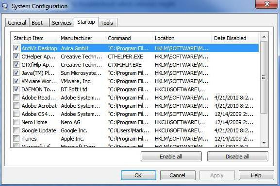 What can be removed from the windows 7 services  Which